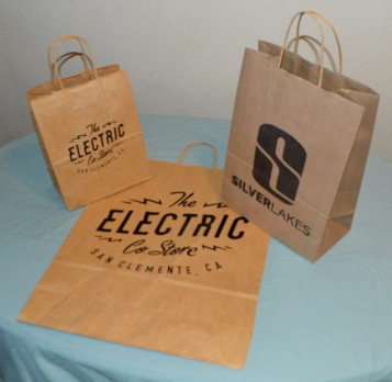 Papper Retail Bags