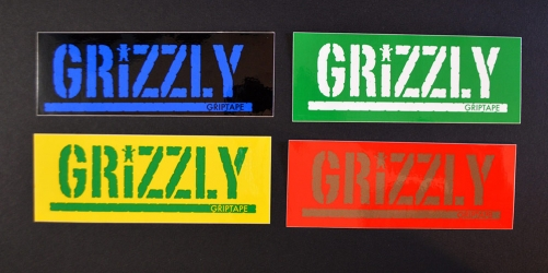Grizzly-Sticker-Pack